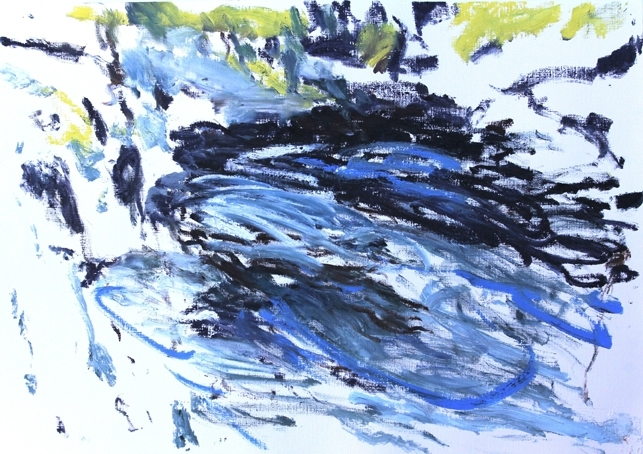Rowen Matthews: Glen Creek Pond image