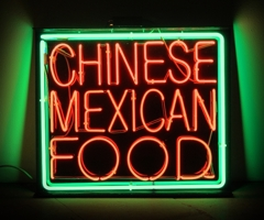 """american melting pot 1"" (chinese mexican) image"