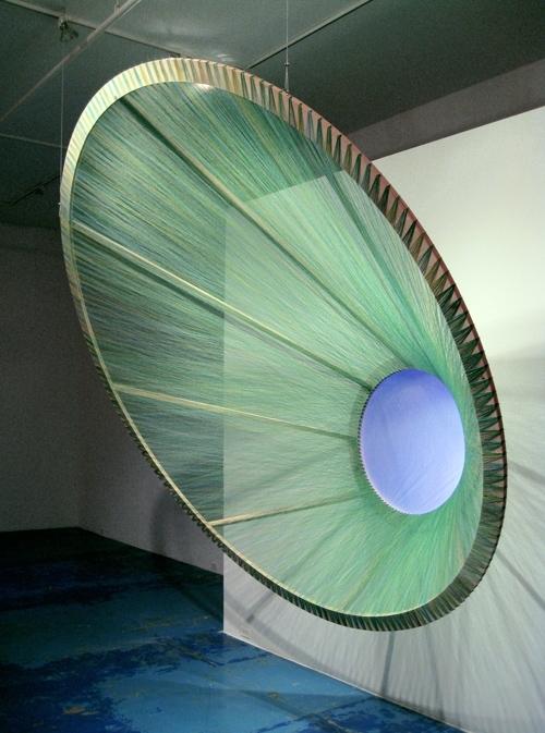 Gabriel Dawe: Eye (for Transitive Pairings) image