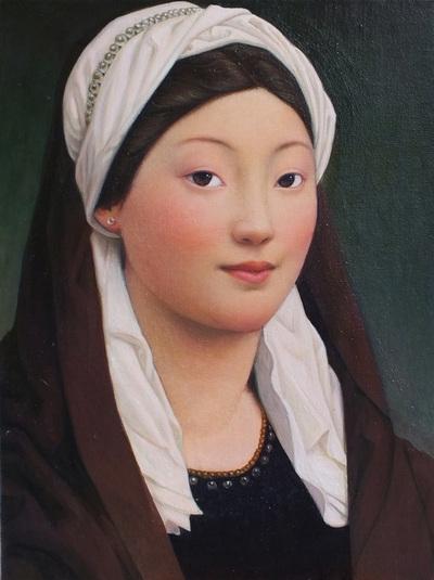 Xue Mo: Portrait, not portrait II image