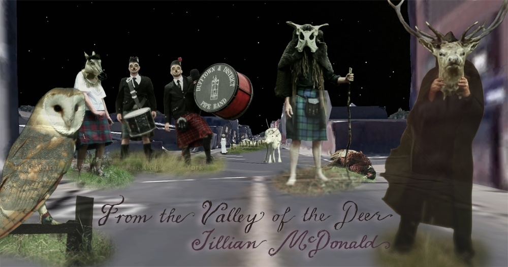 From the Valley of the Deer image