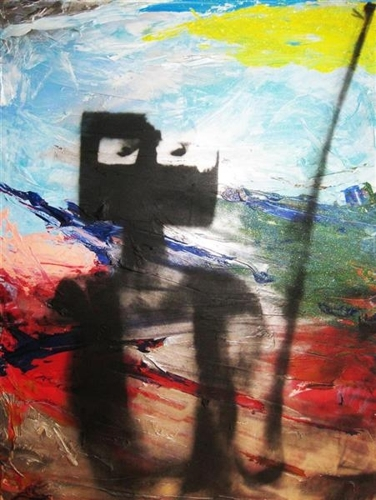 Scott Redford: Reinhardt Dammn U Could B Mine/Big Ned VI  2011 image