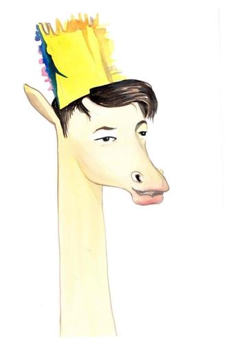 YELLOW HAT HOORAFFE image