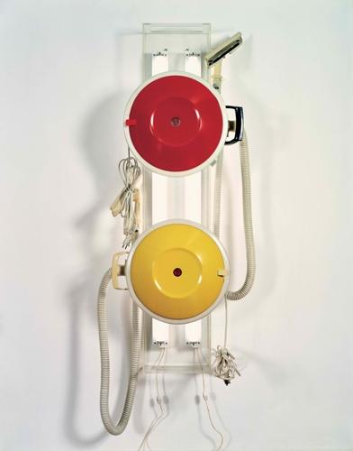 Jeff Koons: New Hoover Celebrity IIIs image