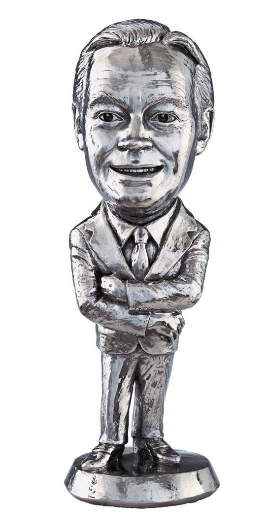Jeff Koons: Bob Hope image