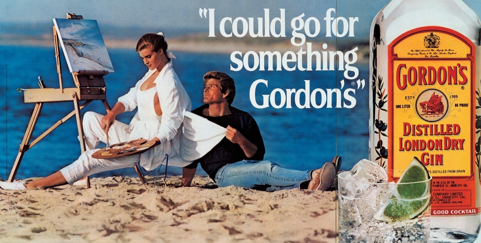 I Could Go For Something Gordon's image