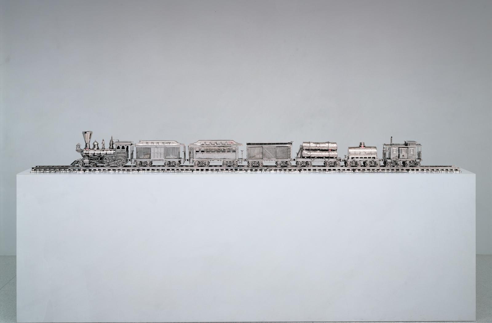 Jim Beam J.b. Turner Train image