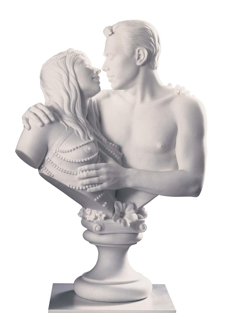 Bourgeois Bust - Jeff And Ilona image