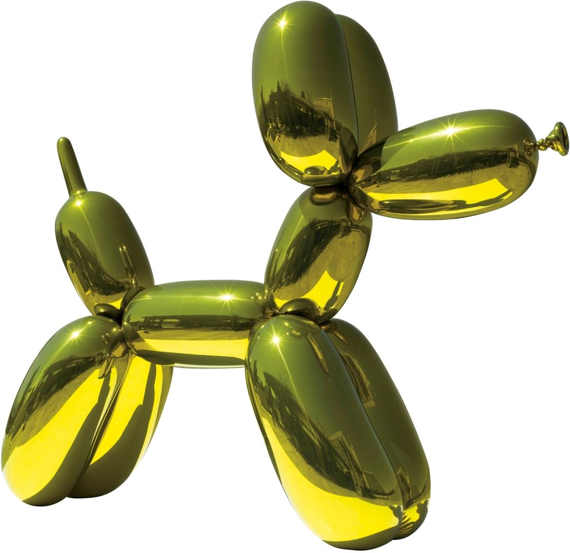 Balloon Dog (Yellow) image