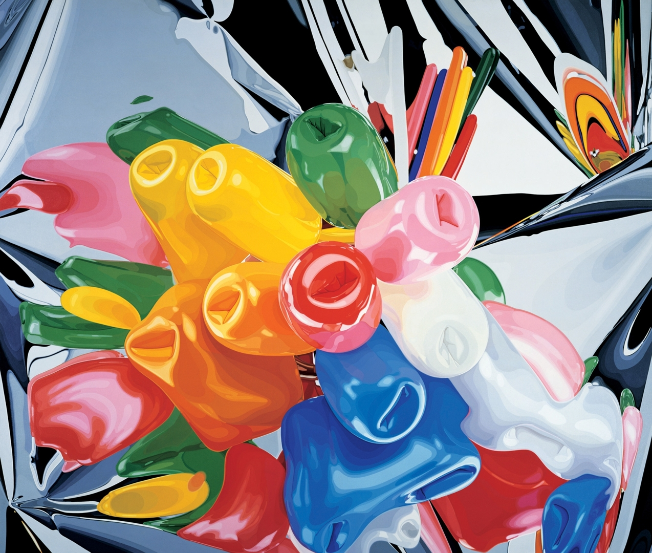 Jeff Koons: Celebration image