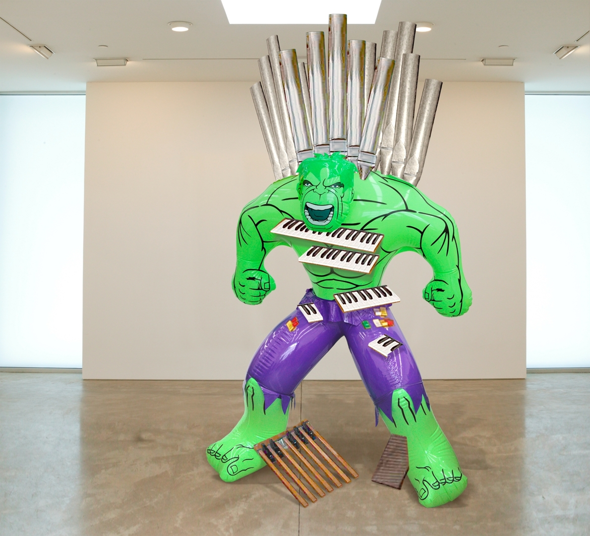 Hulk Organ image