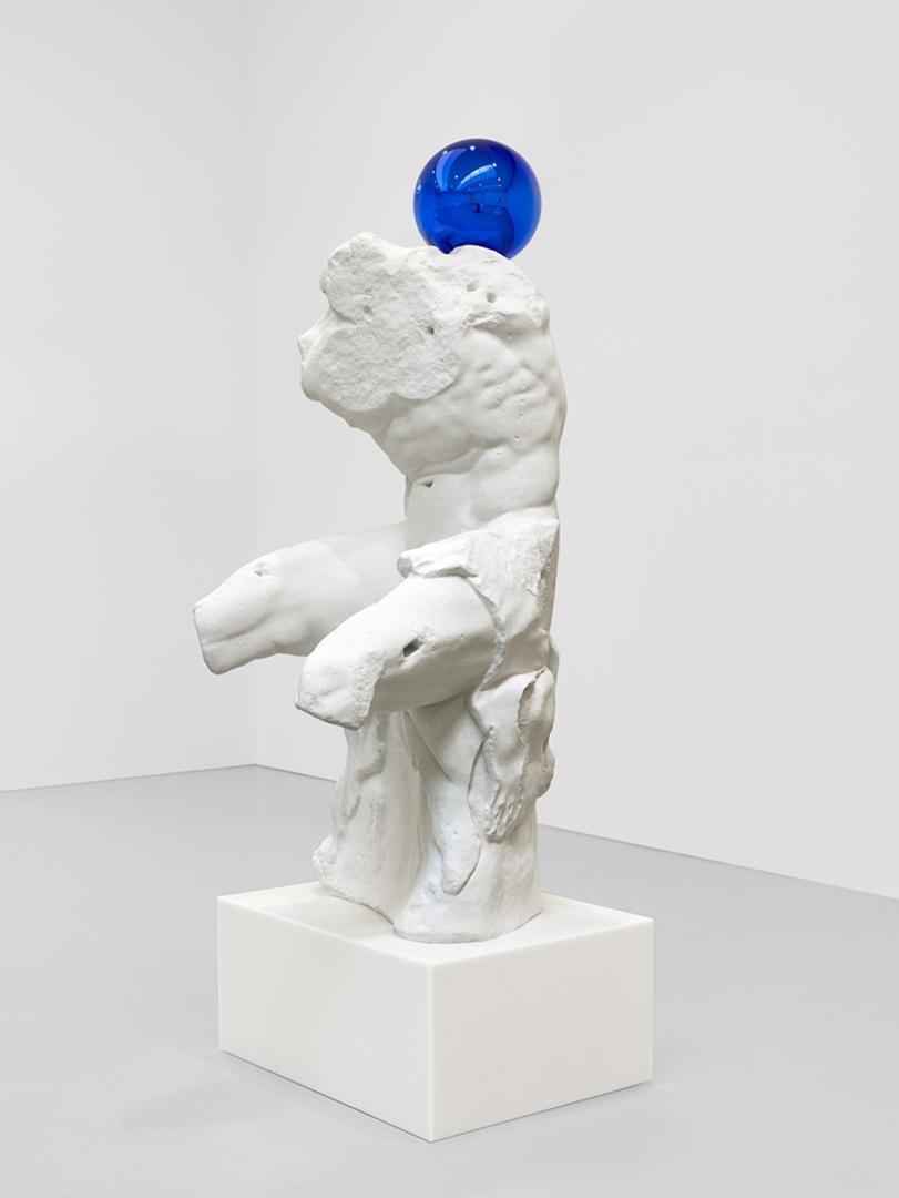Gazing Ball (Belvedere Torso) image