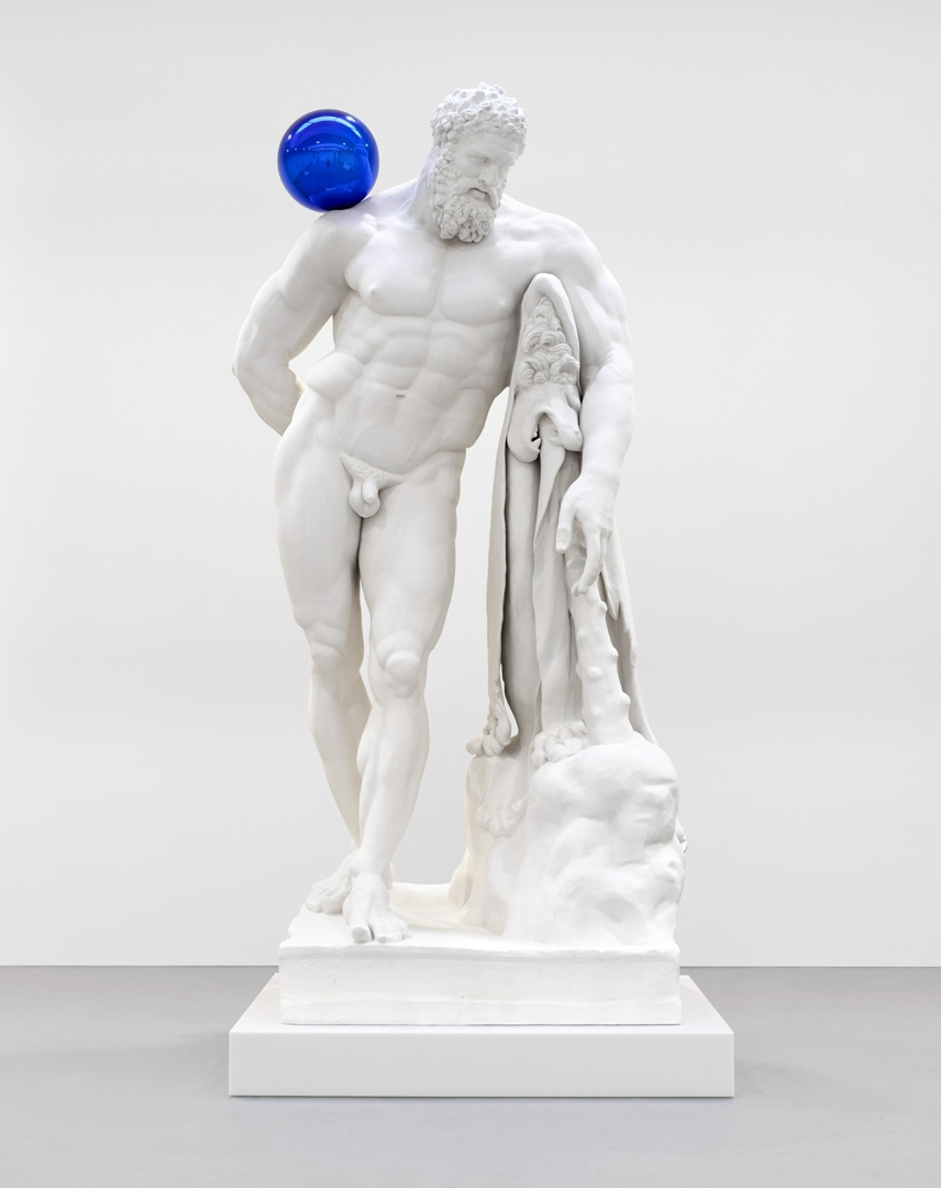Gazing Ball (Farnese Hercules) image