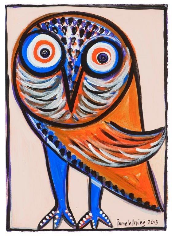 Pablo's Owl image