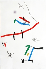 Jaon Miro - Barcelona, Plate 12 (603) image