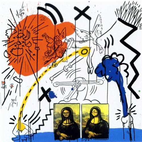 Keith Haring - Apocalypse II image