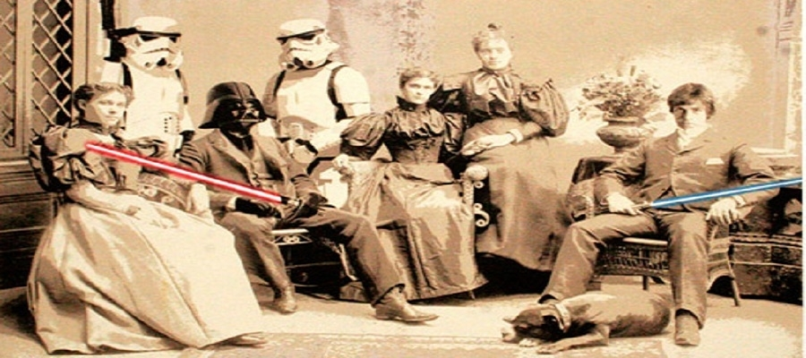 Mr Brainwash - Star Wars Reunion image