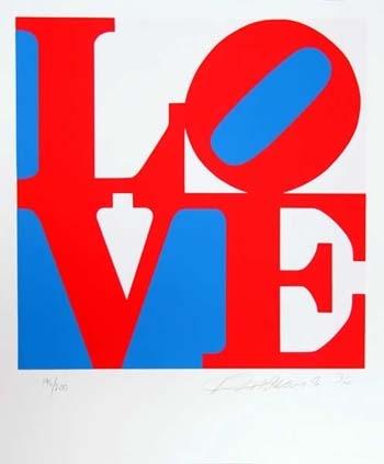 Robert Indiana - Love image