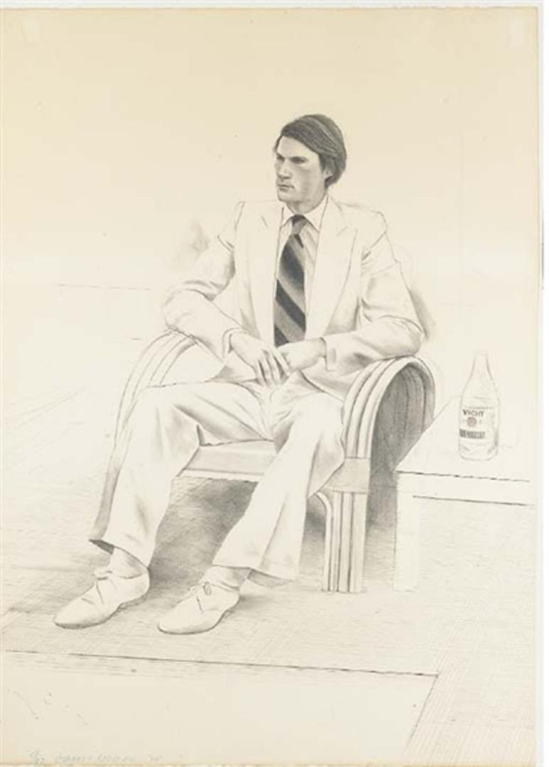 David Hockney - Joe MacDonald image