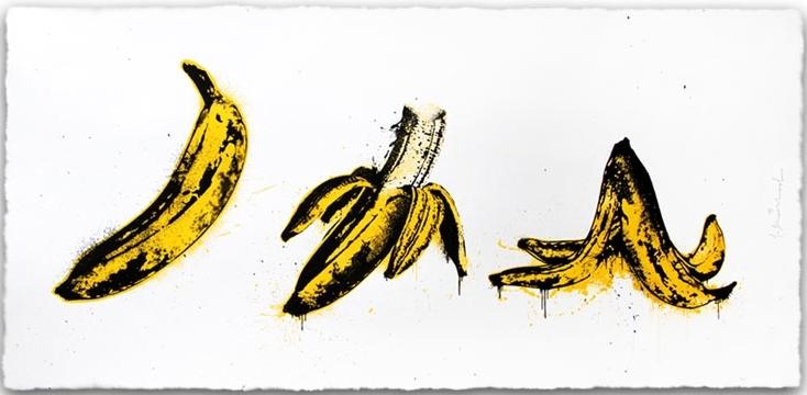 Mr. Brainwash - Banana Split image