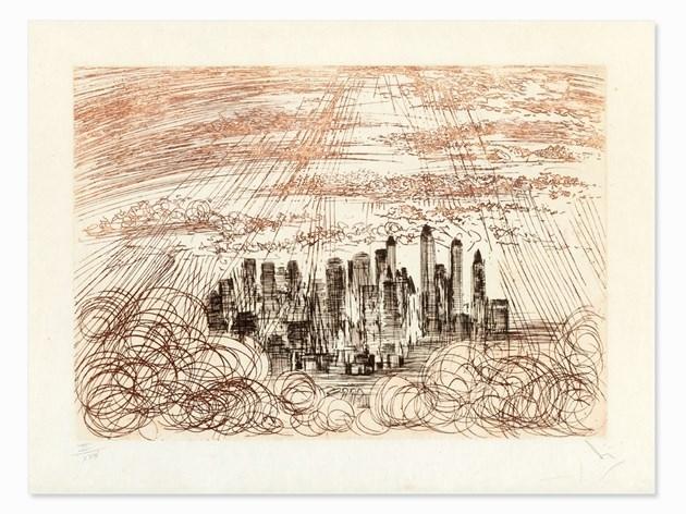 Salvador Dali - Manhattan image