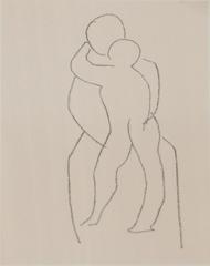 Henri Matisse - Vierge a l'enfant debout  image