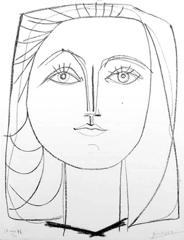 Pablo Picasso - Francoise   image