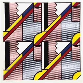 Roy Lichtenstein - Modern Print image