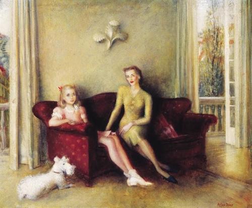 Helen Blaxland and Tonia  image