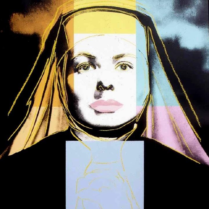 Andy Warhol -Ingrid Bergman (II.314)  image