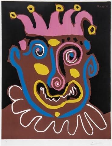 Pablo Picasso - Le Vieux Roi (The Old King)  image