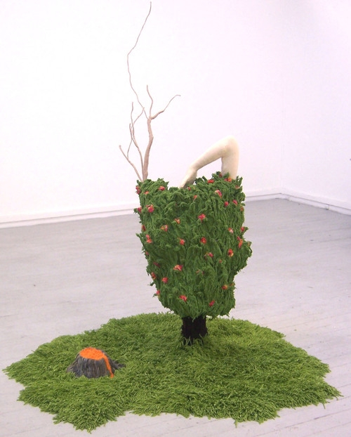 Knitted Sculpture 2006-2008 image