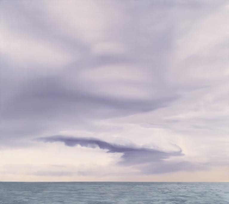 Chris LANGLOIS: Weather System (Tasman Sea) no.30    image