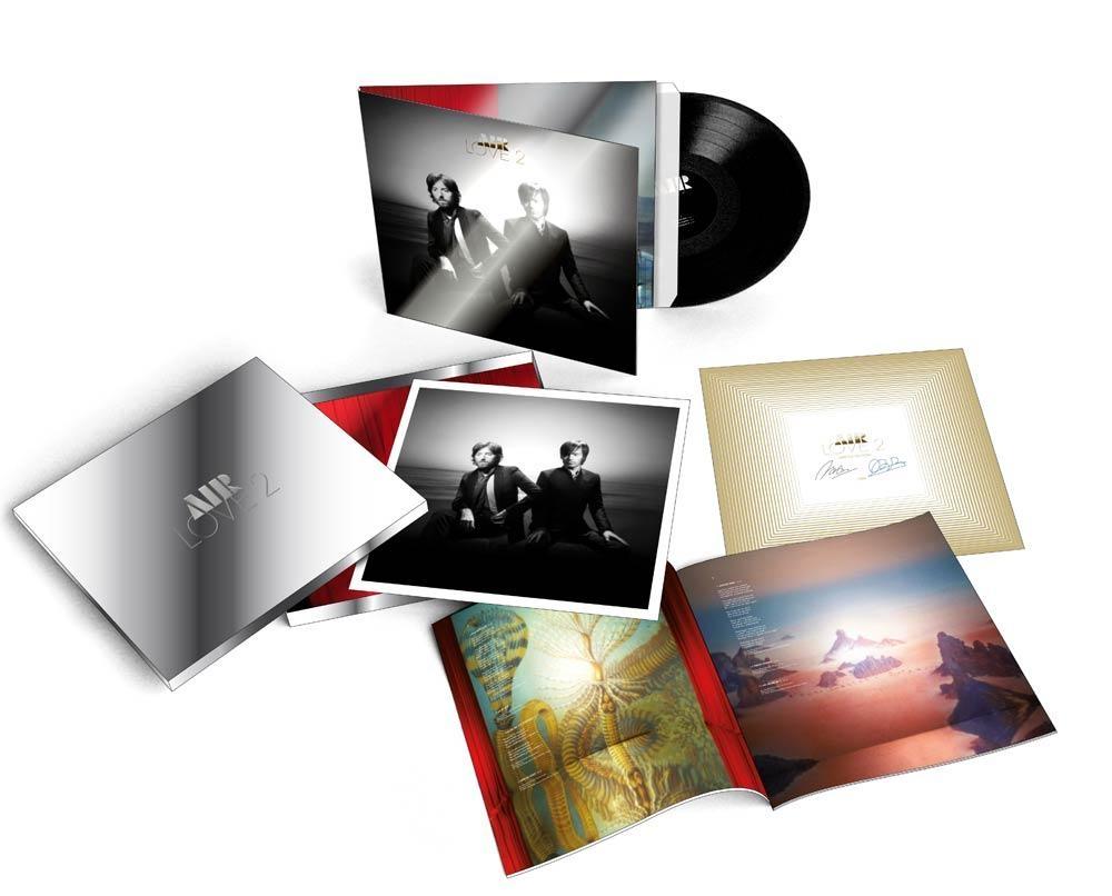 Air 'Love 2' Limited Edition Box Set image