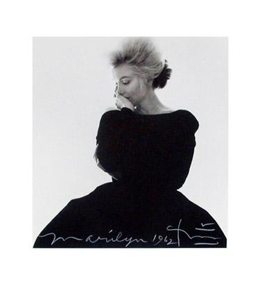 Bert Stern - Marilyn Monroe in Vogue image