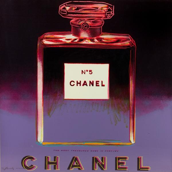 Andy Warhol - Chanel (II.354) image