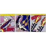 Roy Lichtenstein - As I Opened Fire image