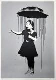 Banksy - Nola Grey Rain image
