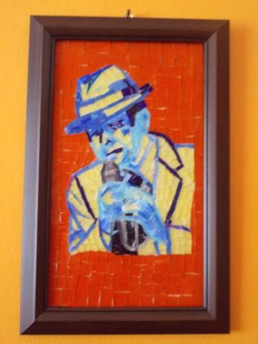 Mr Blue image