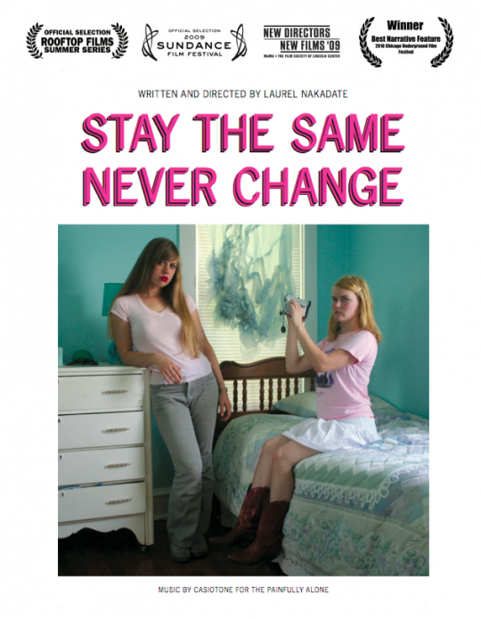 Stay the Same Never Change image