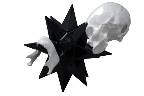 Reinhardt Dammn Star Skull image