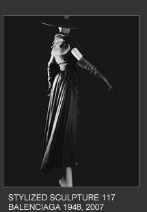 Stylized Sculpture 117 Balenciaga 1948 image
