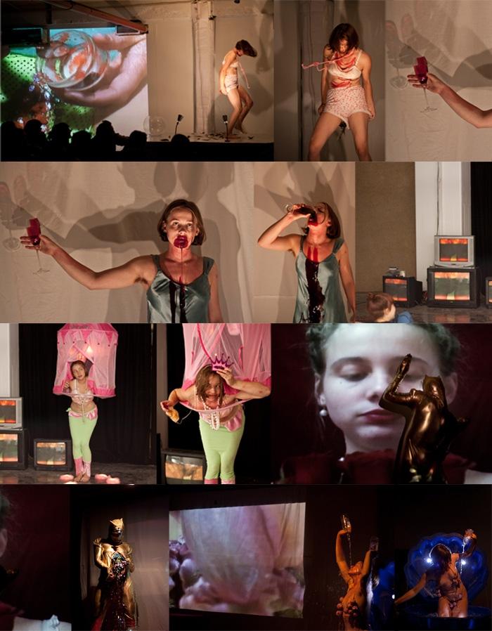 Sugar Coated / 2010 Next Wave Festival image