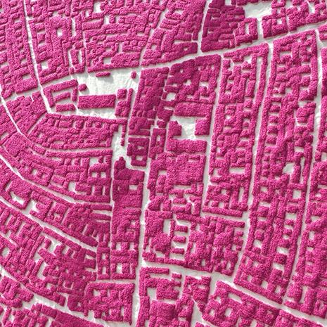 Urban Carpet Pink image