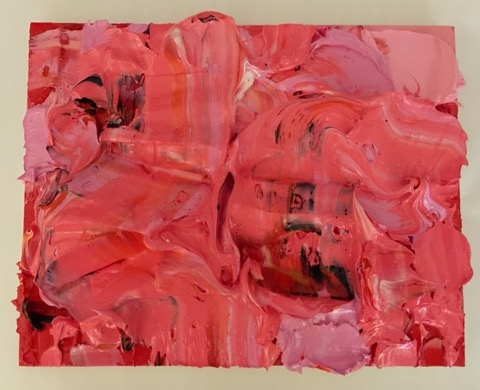 Pink Painting  image