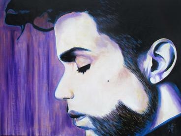 Purple Rain Prince Tribute image