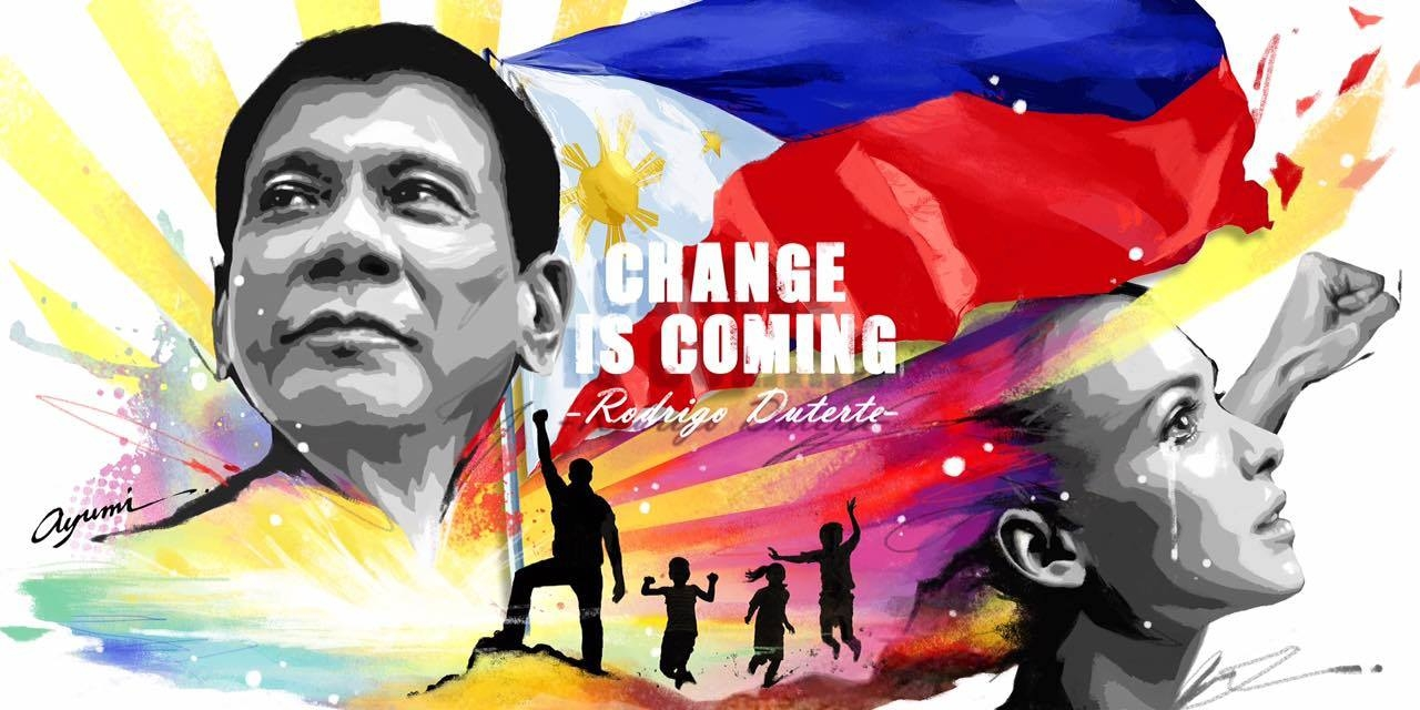 Change is Coming image