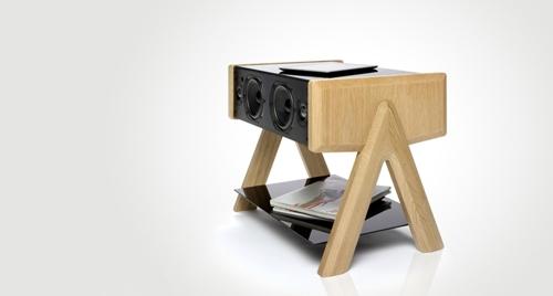 LD Cube+ Speaker furniture La Boite Concept  image