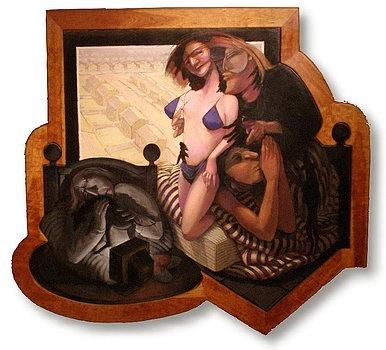 Bedpost image
