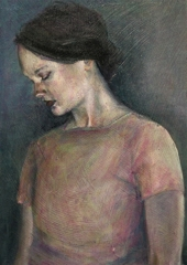 Portrait Study, (Emily Milledge) image